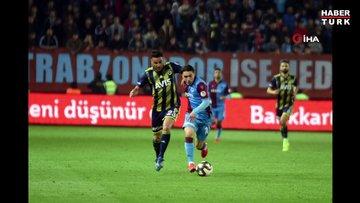 Trabzonspor: 2 - Fenerbahçe: 1 | MAÇ SONUCU