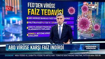 ABD virüse kariı faizi indirdi