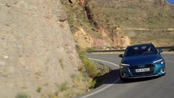 Audi'nin kompakt sınıf temsilcisi A3, 8 yılın ardından yenilendi