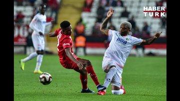 Antalyaspor: 0 - Alanyaspor: 1 | MAÇ SONUCU