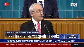 Kılıçdaroğlu'ndan 'şehitler tepesi' yanıtı
