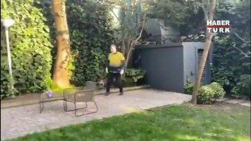 Cem Yılmaz'ın oğlu Kemal, amcasına böyle gol attı