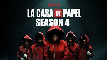 La Casa De Papel 4. sezon fragmanı