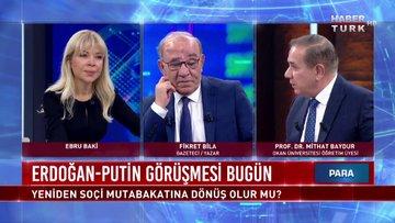 Para Gündem - 5 Mart 2020 (Erdoğan-Putin zirvesinde İdlib için ne karar alınır?)