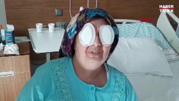 Hastanede dehşet! Oda arkadaşı gözlerini oydu