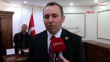 Mustafa Tutuk Yalova'nın geçici belediye başkanı seçildi