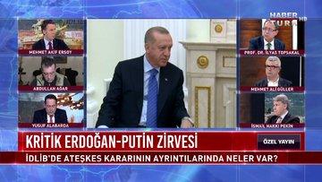Nedir Ne Değildir - 5 Mart 2020 (Erdoğan-Putin zirvesinde İdlib için ne karar alınır?)