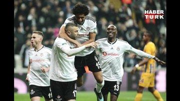 Beşiktaş - Ankaragücü MAÇ SONUCU!