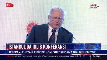 İstanbul'da İdlib konferansı
