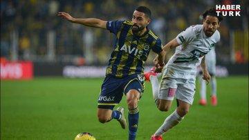 Fenerbahçe: 2 - Denizlispor: 2   MAÇ SONUCU