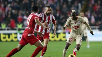 Sivasspor: 2 - Galatasaray: 2 | MAÇ SONUCU