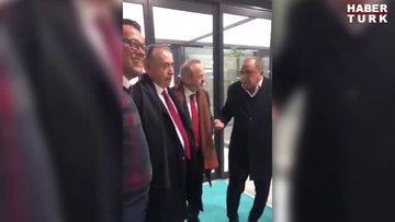 Fatih Terim'den yönetime mesaj: Konuşmuyoruz ve kızıyorum