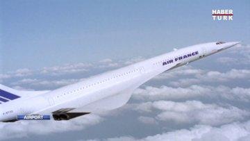 Concorde Gökyüzüyle 51 Yıl Önce Buluştu