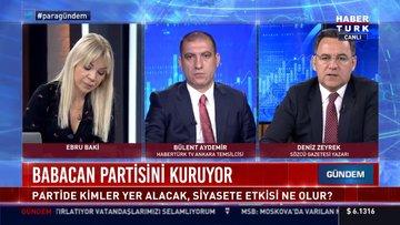 Ali Babacan parti dilekçesini İçişleri Bakanlığı'na verdi
