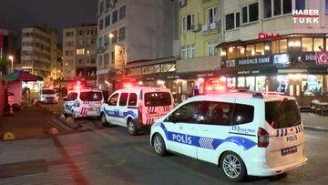Kadıköy'de silahlı kavga! Mermiler doğalgaz borusunu deldi, büyük panik yaşandı