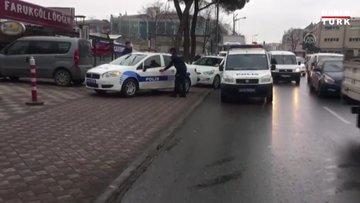 Bayrampaşa'da işyerine düzenlenen silahlı saldırıda 3 kişi yaralandı