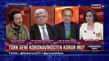 Türkiye'nin Nabzı - 9 Mart 2020 (Türk geni koronavirüsten korur mu?)