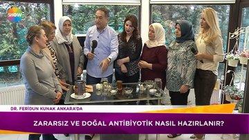 Evde hazırlayabileceğiniz zararsız ve doğal antibiyotik!