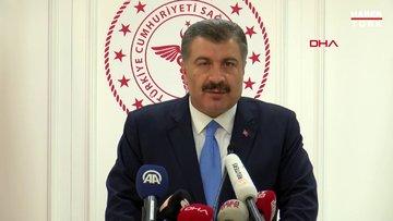 Türkiye'de ilk koronavirüs vakası görüldü! Bakan Koca'dan açıklama