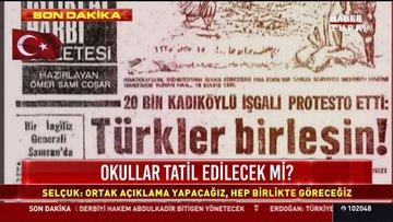 Cumhurbaşkanı Erdoğan Meclis'te İstiklal marşı okudu