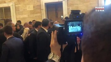 Cumhurbaşkanı Erdoğan'a koronavirüs önlemi