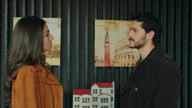 Ayaz, Firuze'ye planını anlatıyor!