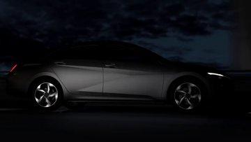 Yeni Hyundai Elantra yüzünü gösterdi