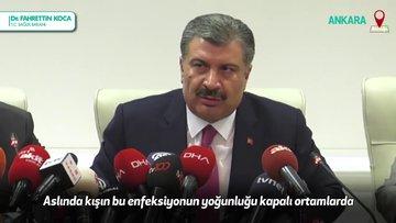 Sağlık Bakanı Fahrettin Koca: 2 ay direnelim