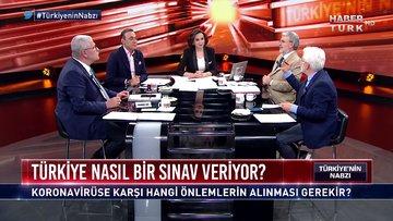 Türkiye'nin Nabzı - 11 Mart 2020 (Koronavirüse karşı hangi önlemlerin alınması gerekir?)