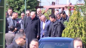 Cumhurbaşkanı Erdoğan'a termal kameralı önlem