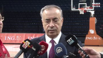 Mustafa Cengiz: Oyuncumuz ateşlendi, TBF'ye bildirdik olumsuz yanıt aldık