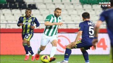 Konyaspor: 1 - Fenerbahçe: 0 | MAÇ SONUCU