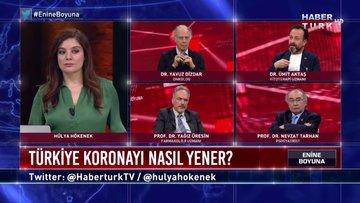 Enine Boyuna - 13 Mart 2020 (Türkiye koronavirüsü nasıl yener?)