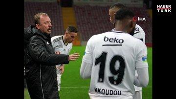 Galatasaray - Beşiktaş MAÇTAN KARELER