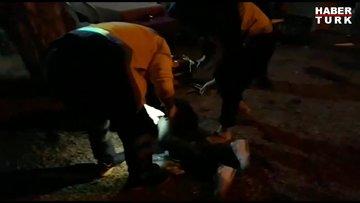 Mersin'de restoran bahçesinde silahlı çatışma
