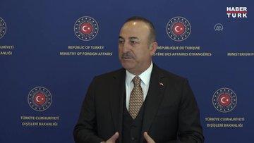 Çavuşoğlu: 3 bin 614 Türk vatandaşını bu gece yarısına kadar getireceğiz