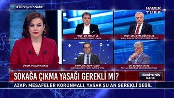 Türkiye'nin Nabzı - 16 Mart 2020 (Koronavirüsün yayılma hızı ne, sokağa çıkma yasağı gerekli mi?)
