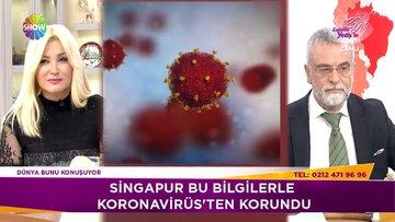 Koronavirüsünün belirtileri nelerdir?