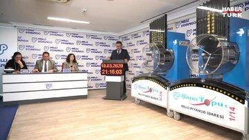 18 Mart Şans Topu sonuçları 2020 - İkramiyeler açıklandı! MPİ Şans Topu çekiliş sonucu