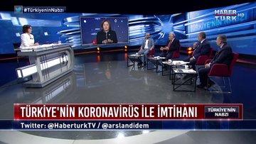 Türkiye'nin Nabzı - 18 Mart 2020 (Koronavirüs ile mücadelede hangi önlemler alınmalı?)