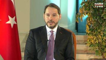 Bakan Albayrak: Önceliğimiz reel sektör