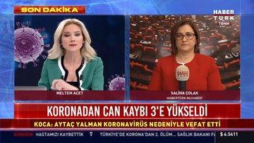 Son dakika haberi Bakan Koca'dan Aytaç Yalman açıklaması!