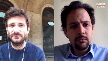 İtalya'da yaşayan Türk yazar koronavirüs karantinasında yaşadıklarını anlattı