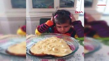 Öykü Arin, 5 yaşına ev karantinasında girdi