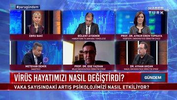 Para Gündem - 19 Mart 2020 (Koronavirüs Türkiye'de hızlı yayılma döneminde mi?)