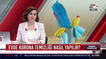 Evde korona temizliği nasıl yapılmalı?