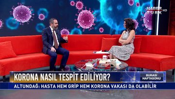 Burası Haftasonu - 21 Mart 2020 (Koronavirüs nasıl tespit ediliyor, süper taşıyıcılar kimler?)
