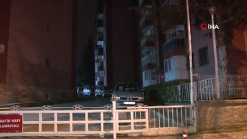 Başkent'te karantinadan kaçan şahıs evinde bulundu