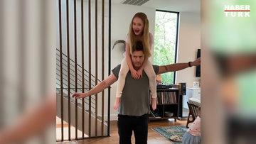 Jensen Ackles'dan 'Erkilet Türküsü' ile karantina dansı