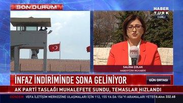 AK Parti ile CHP arasında 'infaz' görüşmesi